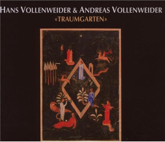 Andreas Vollenweider - Traumgarten - Re-Release (Remastered)
