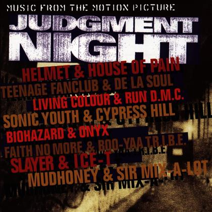 Judgment Night - OST
