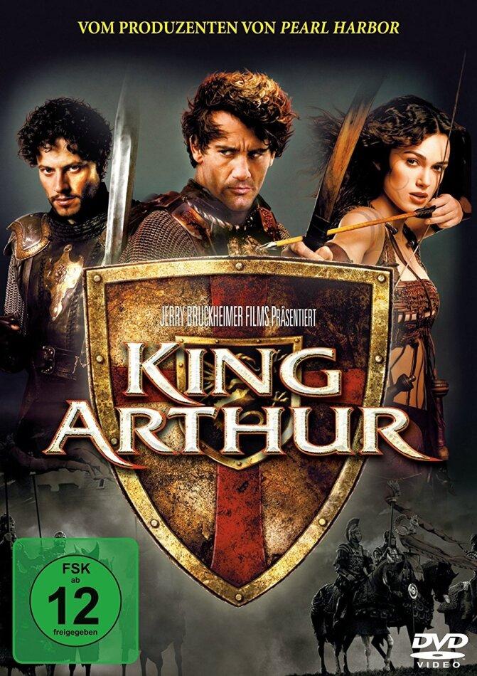 King Arthur (2004) (2 DVDs)