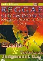 Sizzla & Turbulance - Reggae Showdown - Vol. 3