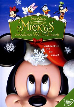 Mickey's turbulente Weihnachtszeit