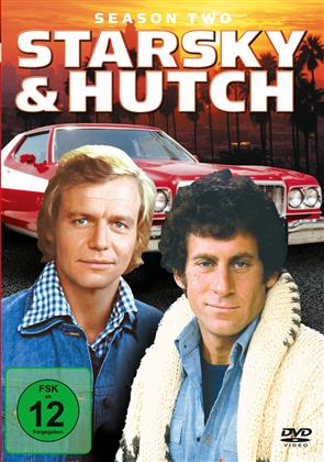 Starsky & Hutch - Staffel 2 (5 DVDs)