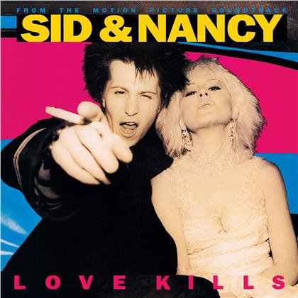 Sid & Nancy - OST