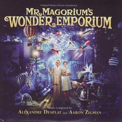 Mr Magorium's Magical Emporium - Ost