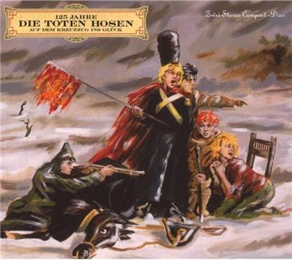 Die Toten Hosen - Auf Dem Kreuzzug Ins Glück - Re-Release (Remastered, 2 CDs)