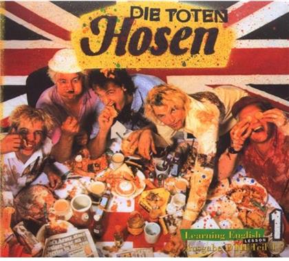 Die Toten Hosen - Learning English,Lesson One - Re-Release (Remastered)