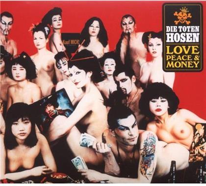 Die Toten Hosen - Love, Peace & Money - Re-Release (Remastered)