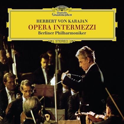 Herbert von Karajan - Opera Intermezzi