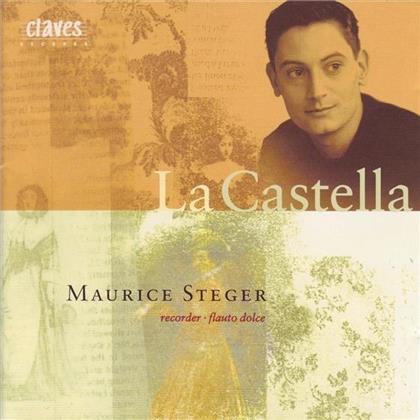 Maurice Steger & Divers - La Castella