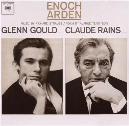 Glenn Gould & Richard Strauss (1864-1949) - Jub Ed - Enoch Arden (Tennyson)
