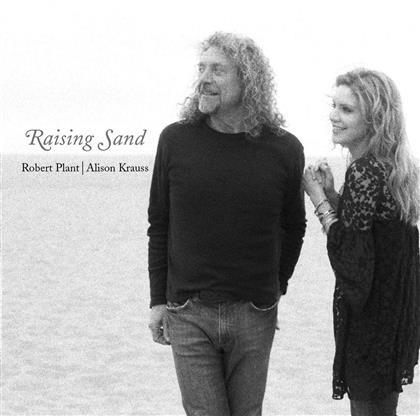 Robert Plant & Alison Krauss - Raising Sand - Jewelcase
