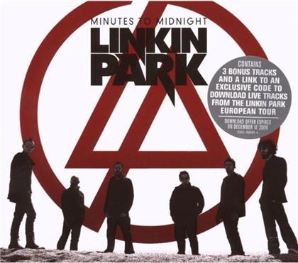 Linkin Park - Minutes To Midnight (Tour Edition)