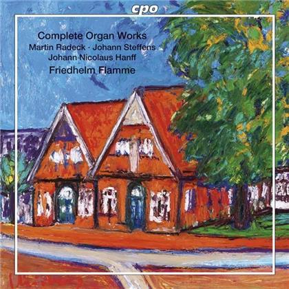 Friedhelm Flamme & --- - Gesamtwerk Fuer Orgel