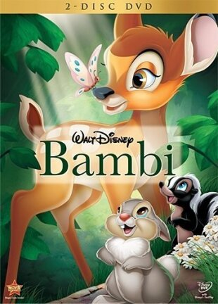 Bambi 1942 2 Dvds Cede Com