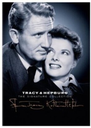 Katharine Hepburn & Spencer Tracy - The Signature Collection (4 DVDs)