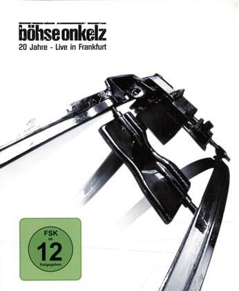 Böhse Onkelz - 20 Jahre - Live in Frankfurt (2 DVDs + 2 CDs)