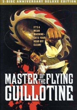 Master of the flying guillotine (Anniversary Edition, 2 DVDs)