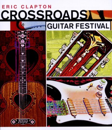 Eric Clapton - Crossroads Guitar Festival 2004 (2 DVDs)