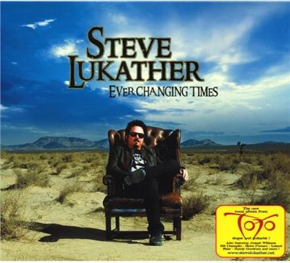 Steve Lukather (Toto) - Ever Changing Times