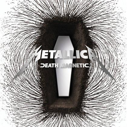 Metallica - Death Magnetic - Jewelcase