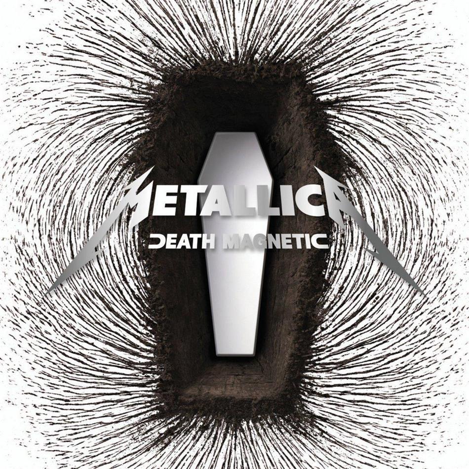 Metallica - Death Magnetic - Jewelcase