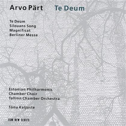 Arvo Pärt (*1935) & Arvo Pärt (*1935) - Te Deum