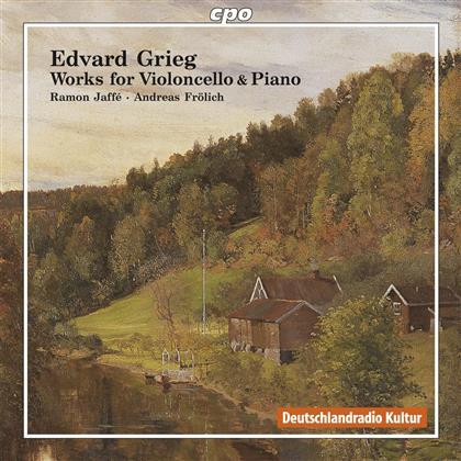 Edvard Grieg (1843-1907), Ramón Jaffé & Andreas Fröhlich - Bearbeitungen Auf Liedern (8),