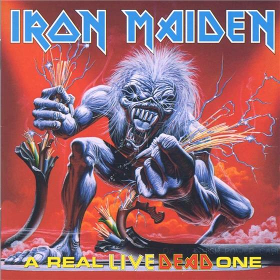 Iron Maiden - A Real Live Dead One (2 CDs)