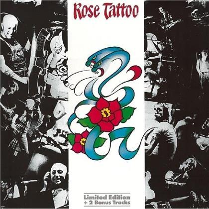 Rose Tattoo - --- (Digipack)