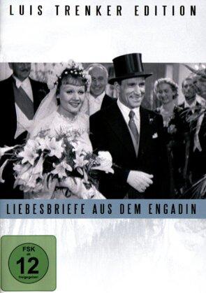 Liebesbriefe aus dem Engadin (Luis Trenker Edition, s/w)