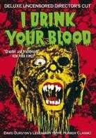 I drink your blood (1970) (Deluxe Edition, Unrated)