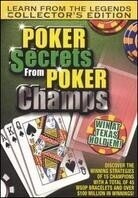 Poker secrets from poker champs (Collector's Edition)