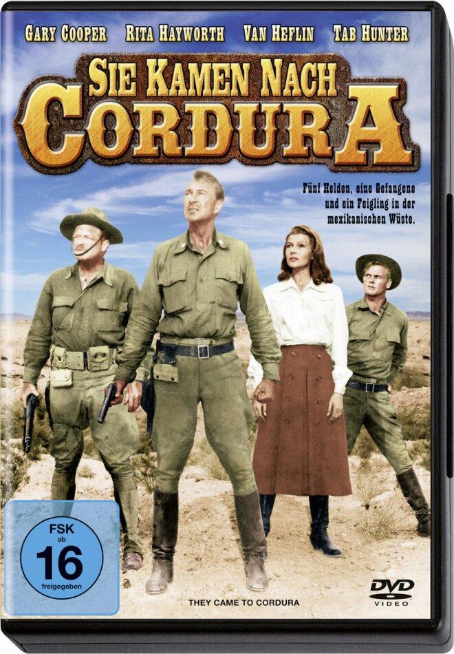 Sie kamen nach Cordura (1959)