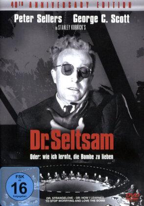 Dr. Seltsam oder wie ich lernte die Bombe zu lieben (1964) (40th Anniversary Edition, s/w)