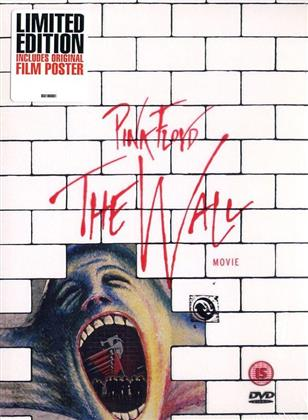 Pink Floyd - The wall (Limited Edition inkl. Filmposter)