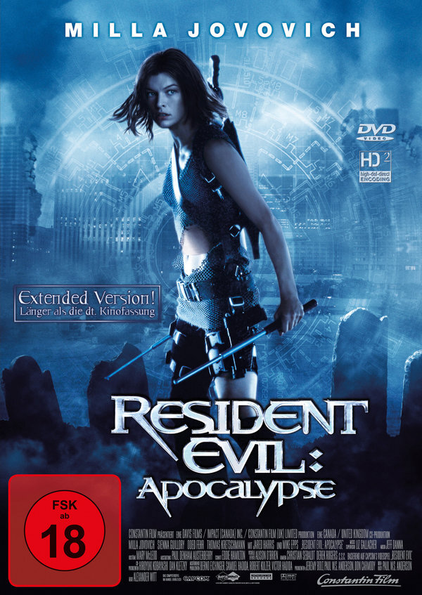 Resident Evil 2 - Apocalypse (2004) (Extended Edition)