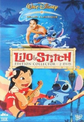 Lilo & Stitch (2002) (Collector's Edition, 2 DVDs)