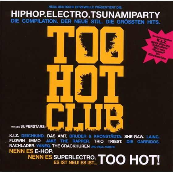 Too Hot Club - Compilation 1
