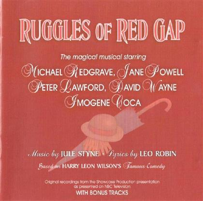 Jane Powell - Ruggles Of Red Gap