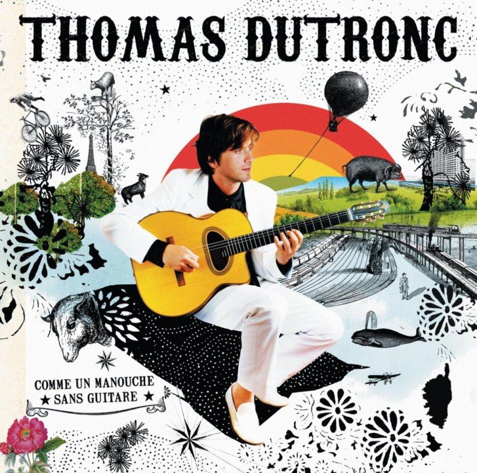 Thomas Dutronc - Comme Un Manouche - Slidepac
