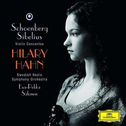 Hilary Hahn & Sibelius / Schönberg - Violin Concerto Op.47 / Vl.Conc. Op.36