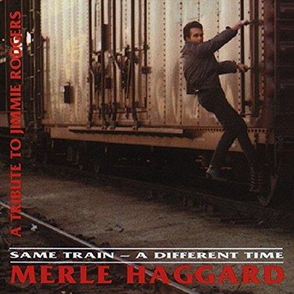 Merle Haggard - Same Train, A Different Time