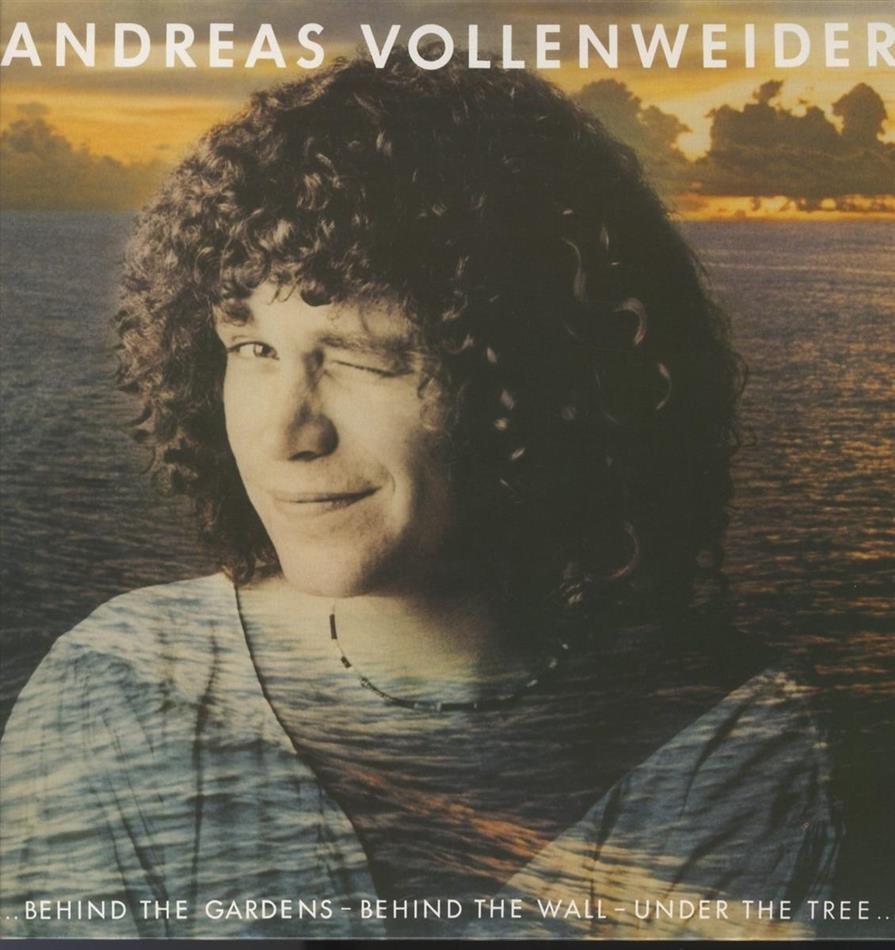 Andreas Vollenweider - Behind The Gardens - Digi Re-Release (Remastered)