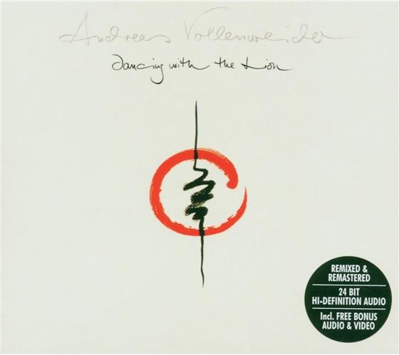 Andreas Vollenweider - Dancing With The Lion - Digi Re-Release (Remastered)