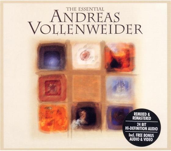 Andreas Vollenweider - Essential - Digi Re-Release (Remastered)