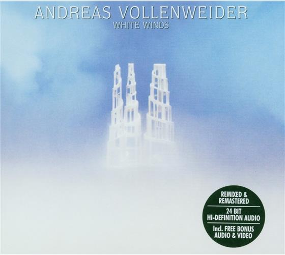 Andreas Vollenweider - White Winds (Digipack)