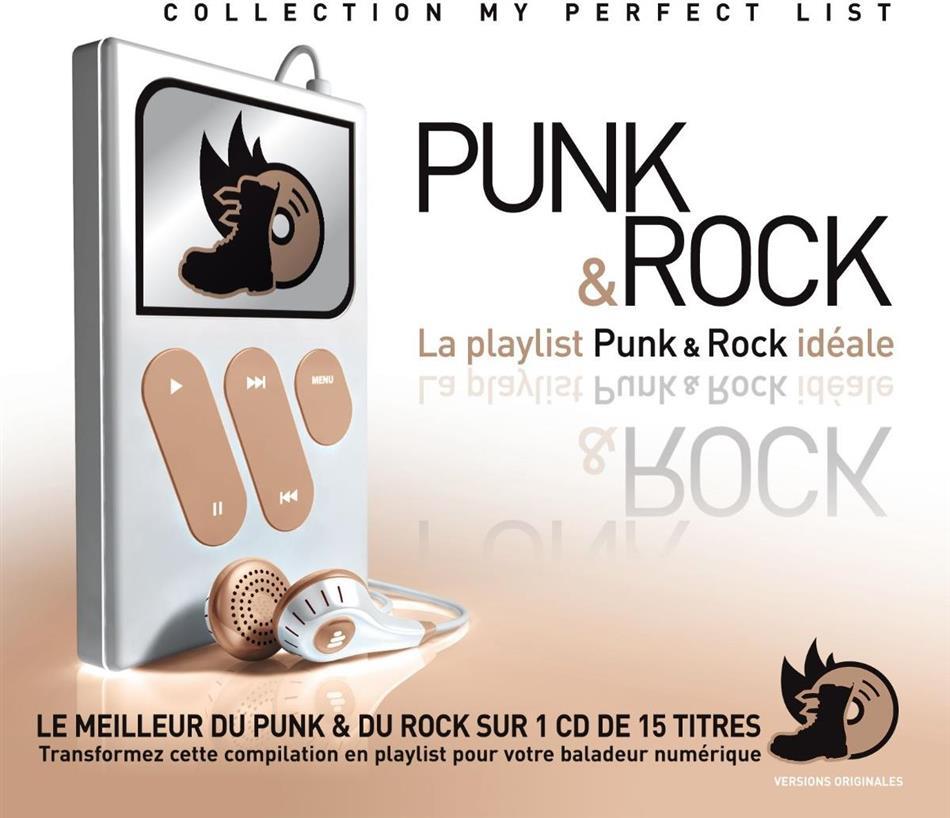 Punk Rock - Various - Warner
