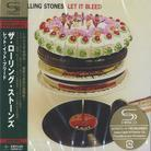 The Rolling Stones - Let It Bleed (Japan Edition, Remastered)