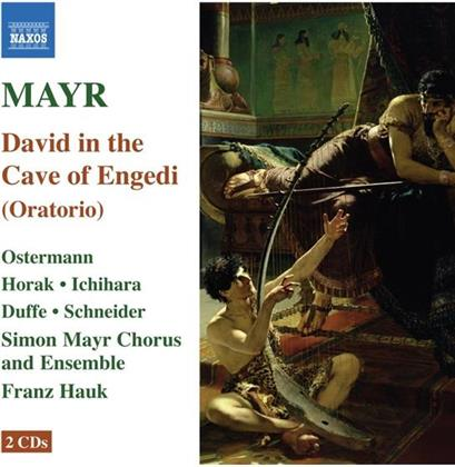 Barkovski/Ichihara & Simon Mayr - David (Oratorium) (2 CDs)
