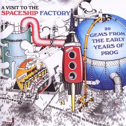 A Visit To The Spaceship Factory - Various